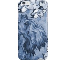 Very Kerry Blue iPhone Case/Skin