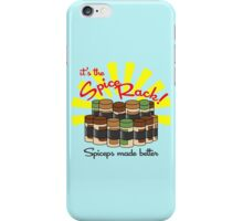 The Spice Rack! iPhone Case/Skin