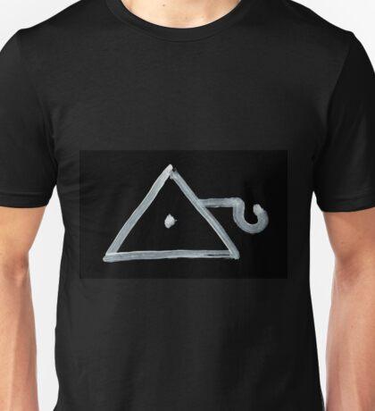 Alchemical Symbols - Lye Inverted Unisex T-Shirt