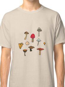 Forest Floor Fungi Classic T-Shirt