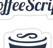 CoffeeScript Logo Sticker