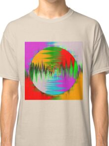 Colour Interference Classic T-Shirt