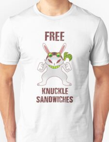 Free Knuckle Sandwiches Unisex T-Shirt