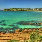 Beautiful Bermagui Panorama by Michael Matthews