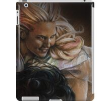 Light and Dark iPad Case/Skin