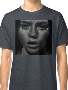 sultry model. Classic T-Shirt
