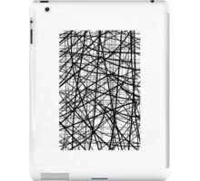 Overlapping Webs iPad Case/Skin