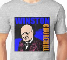 Sir Winston Churchill Unisex T-Shirt