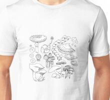 For The Love Of Fungi Unisex T-Shirt