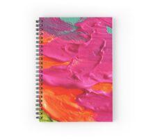 Impasto Spiral Notebook