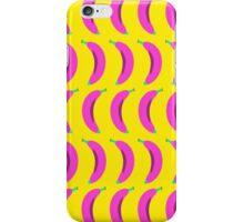 Retro Banana II iPhone Case/Skin
