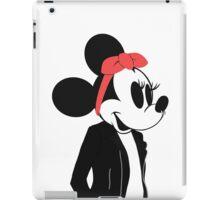 Hipster Minnie iPad Case/Skin
