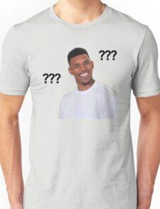 Question Mark Guy (Meme) - Transparent T-Shirt