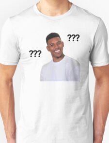 Question Mark Guy (Meme) - Transparent Unisex T-Shirt