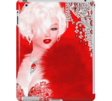 Marilyn, Rubies and Diamonds iPad Case/Skin
