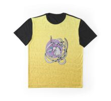 Long Eared Rabbit in the Sun  Graphic T-Shirt