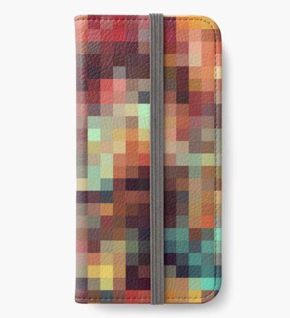 Nature Pixels No 11 iPhone Wallet