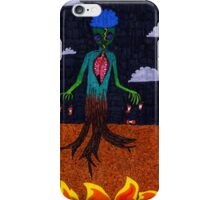 tree me iPhone Case/Skin