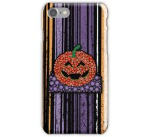 Jack o lantern iPhone Case/Skin