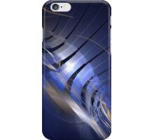 Blue Swordfish iPhone Case/Skin