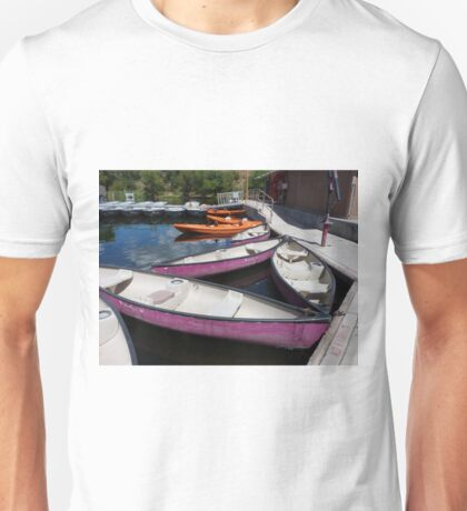 Boats For Rent Unisex T-Shirt