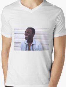 Why You Lyin? Mens V-Neck T-Shirt