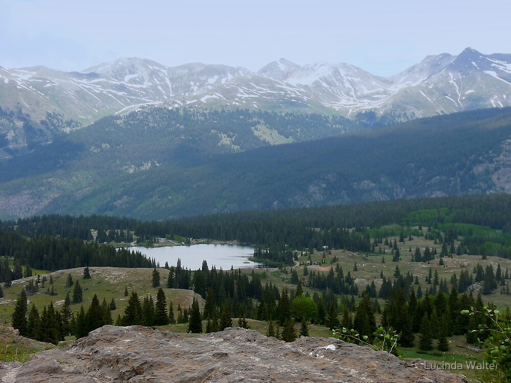 Rocky Mountain High by Lucinda Walter