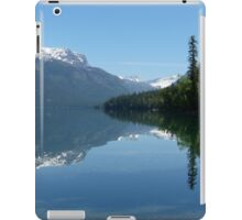 Lake McDonald - Glacier National Park iPad Case/Skin