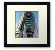 Haifa Building Framed Print
