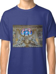 Statues and Stained Glass Classic T-Shirt