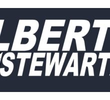 Colbert & Stewart 2016 Election Sticker