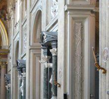 The Basilica di Santa Maria Maggiore Sticker