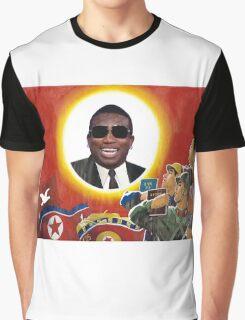Gucci Il-Sung Graphic T-Shirt