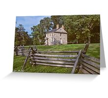 General Washington's Headquarters Greeting Card