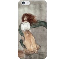 Cecily Watches iPhone Case/Skin