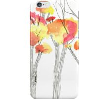 Radiant Trees iPhone Case/Skin