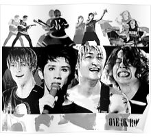 ONE OK ROCK - #1 Poster