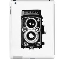 Rolleiflex Camera iPad Case/Skin