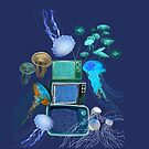 Jellyfish Television by didielicious