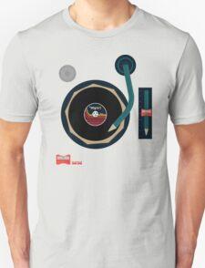 Vinyl Is *myart T-Shirt