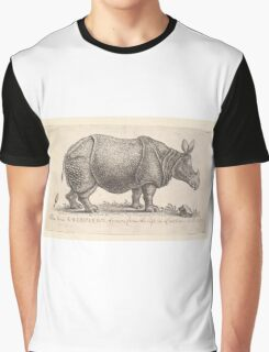 Vintage rhino Graphic T-Shirt