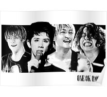 ONE OK ROCK - #2 Poster