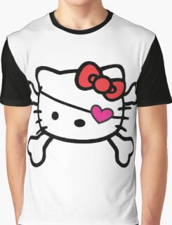 Hello Kitty Graphic T-Shirt