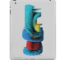 Fancy That 2H blue iPad Case/Skin