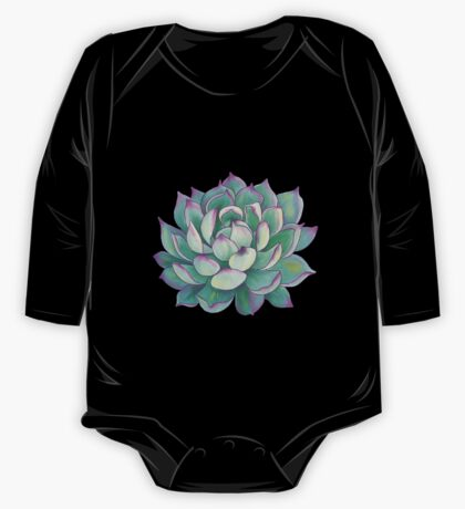 Succulent plant One Piece - Long Sleeve