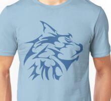 Rob's Blue Wolf Unisex T-Shirt