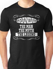 fathers day gift grandad Unisex T-Shirt