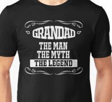 fathers day gift grandad Unisex T-Shirt
