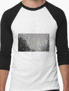 Acura Droplets Men's Baseball ¾ T-Shirt