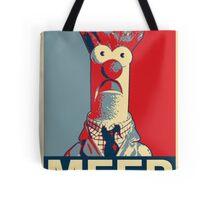 Beaker Meep Poster Tote Bag